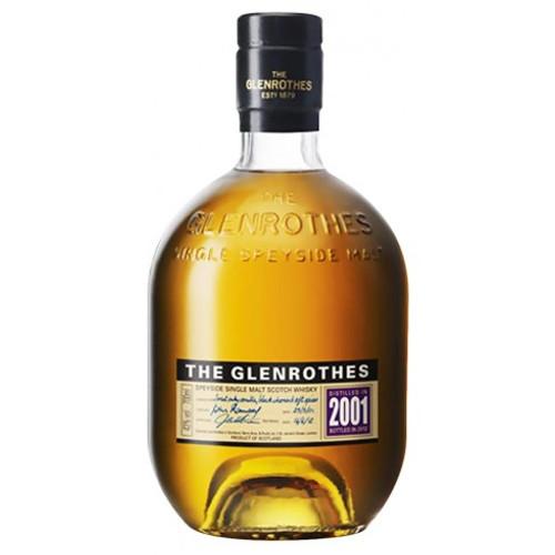 The Glenrothes 2001 Speyside Single Malt Scotch Whisky 750ml