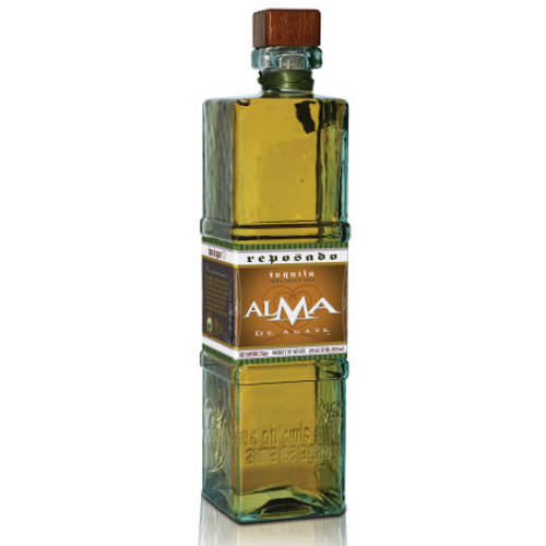 Alma De Agave Reposado Tequila 750ml