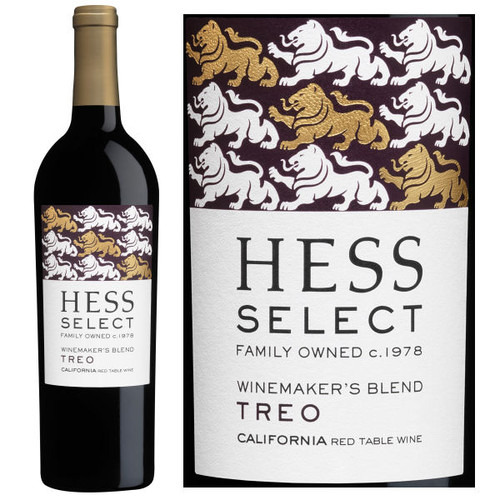 Hess Select California Treo Winemaker's Red Blend