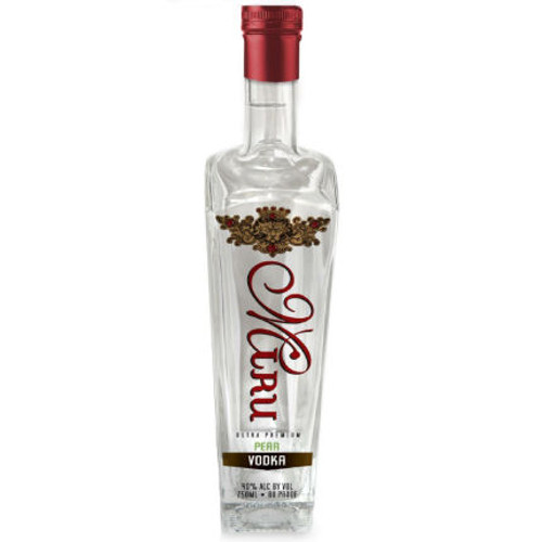 Miru Ultra Premium Pear Flavored Vodka 750ml