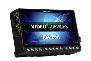 "Video Devices PIX E5H 5"" 4K HDMI monitor recorder"