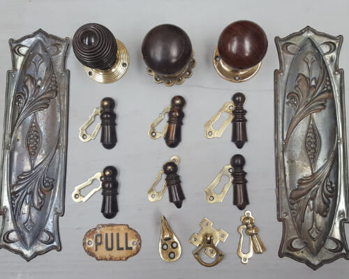 Click here to shop door handles and door knobs