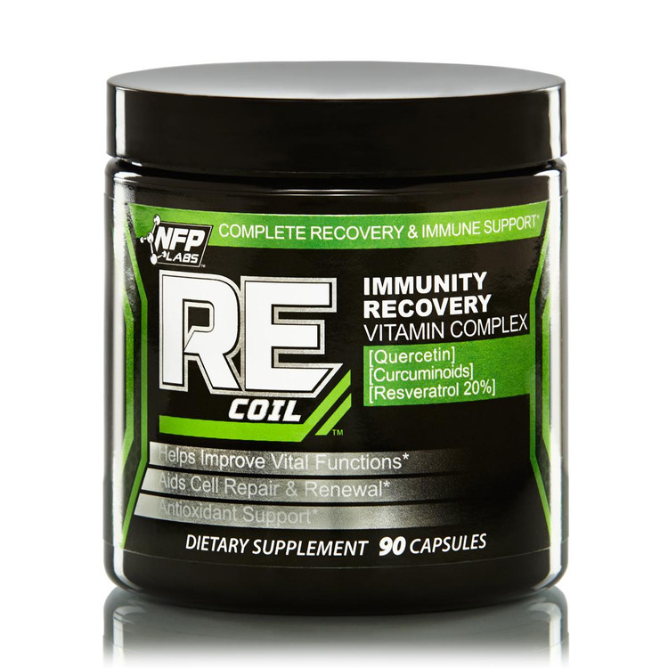 REcoil - Recovery & Immunity Vitamin Complex
