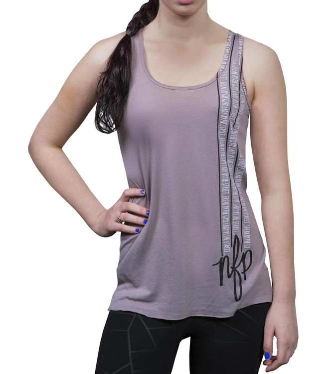 NFP Flow Lady Tank - Front