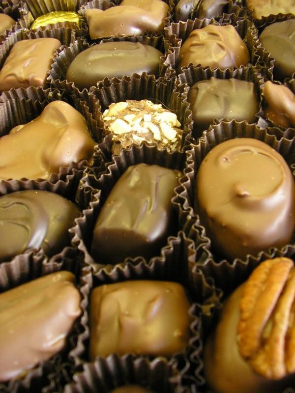 Assorted 2 lb. Chocolates