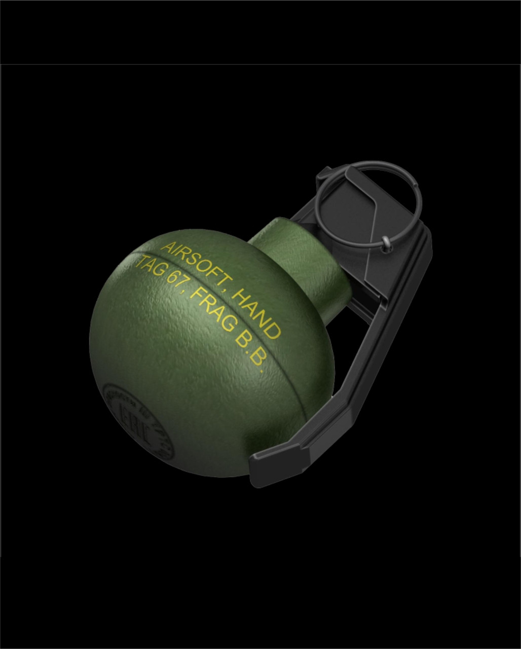 TAG TAG-67 Hand Grenade (6 Pack) (Field Pickup Only)