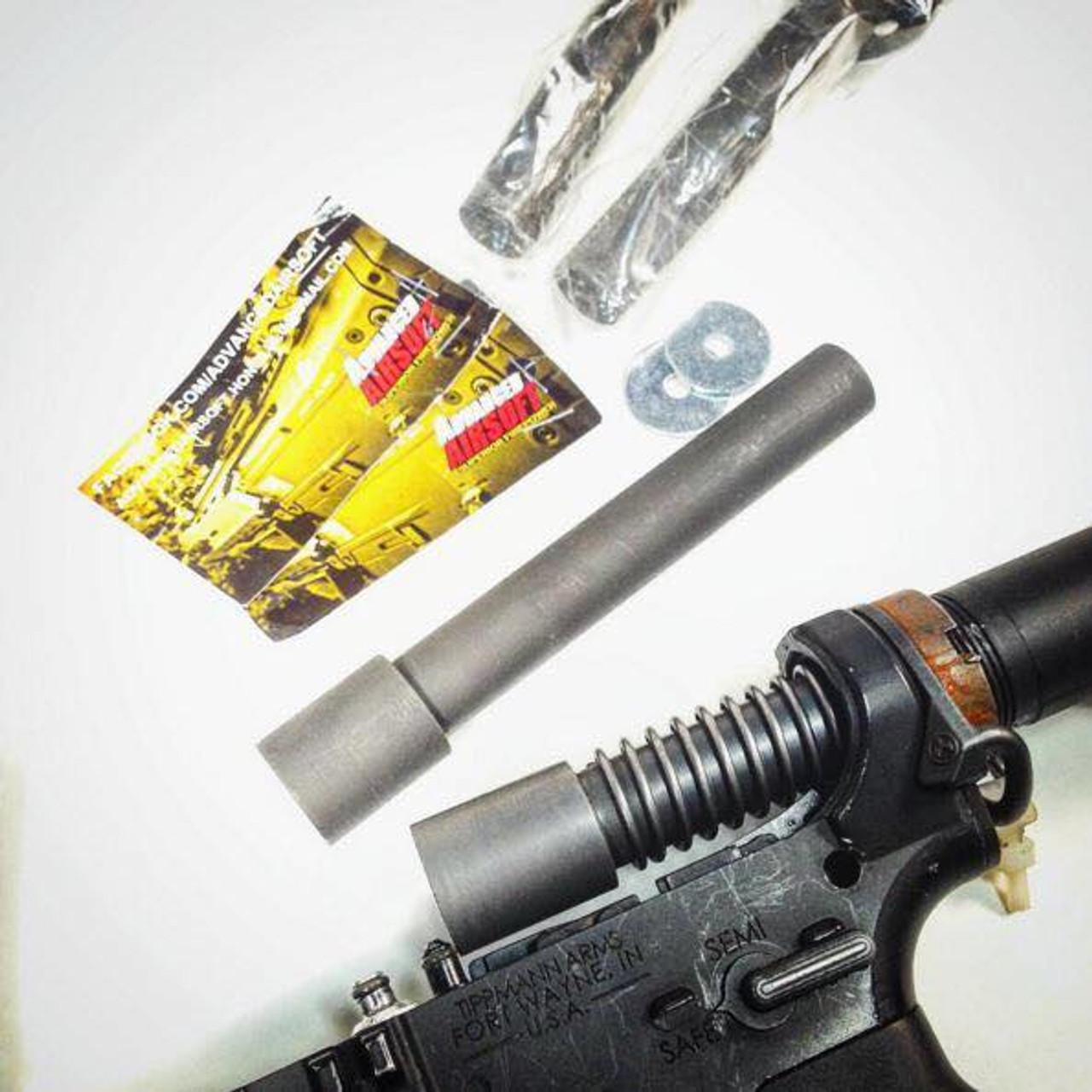Advanced Airsoft - Tippmann HEAVY BOLT recoil system
