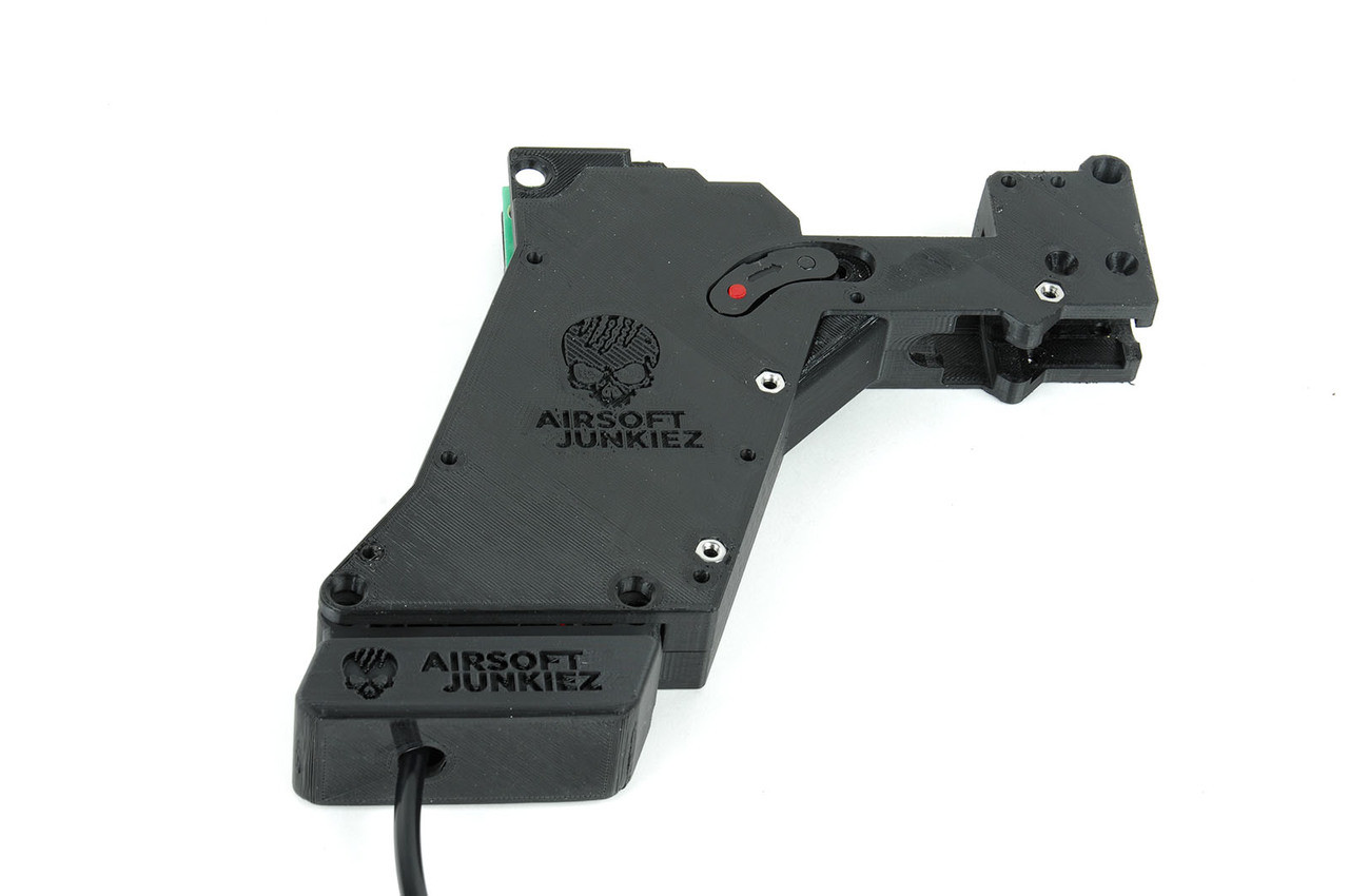 Kriss Vector Drop in Chassis with PolarStar Jack - Burst Mode