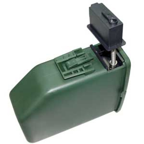 AK M249 AEG Electric Box Magazine