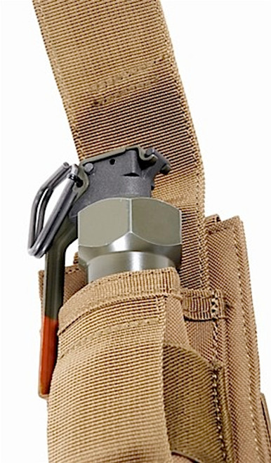 Condor Single Flashbang Pouch - Tan
