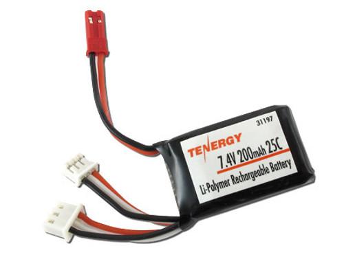 Extra FCU Battery