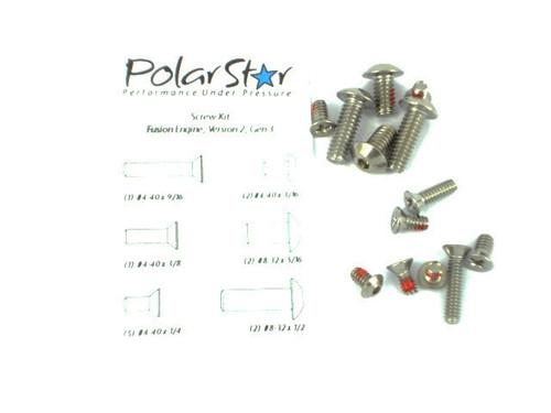 PolarStar Screw Kit