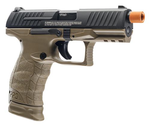 Elite Force PPQ Tactical Gas Blowback Airsoft Pistol