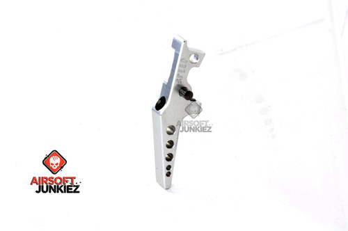 SPEED AIRSOFT HPA M4 STANDARD TUNABLE TRIGGER IN SILVER