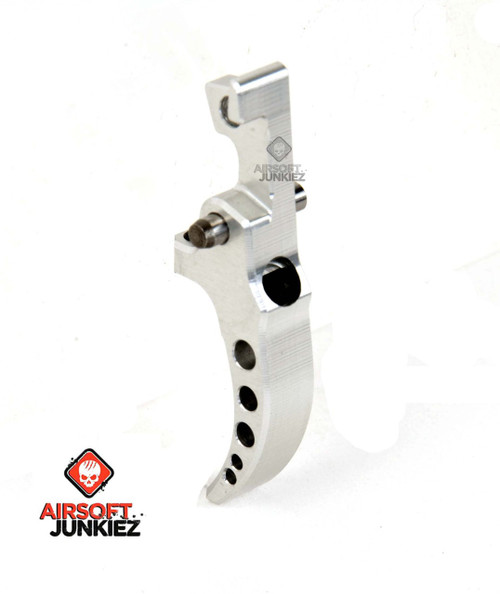 SPEED AIRSOFT HPA M4 STANDARD TUNABLE TRIGGER IN SILVER II