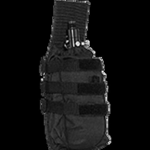 Valken Vest Pouch - V-TAC Tank Pouch Universal - Black VTACBLK