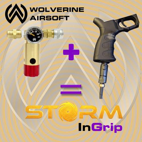 Wolverine Storm regulator In-Grip