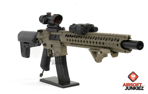 Airsoftjunkiez Limited Edition LVOA-C FDE - HPA