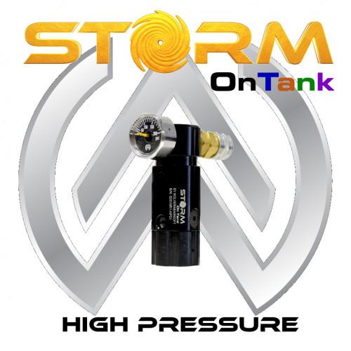 Wolverine Storm High Pressure regulator On-tank With Flex Line