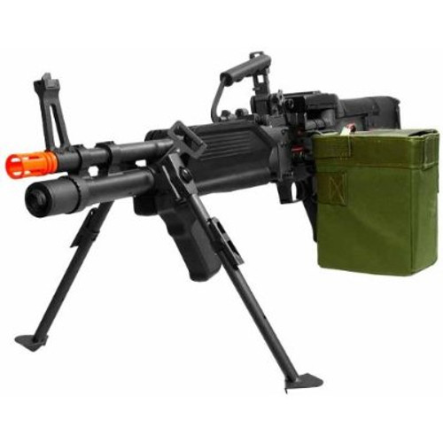 A&K MK43 M60 --  (with free box mag)