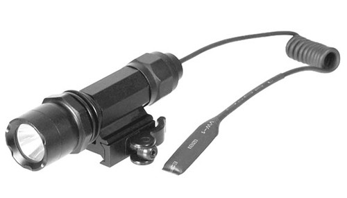 "UTG 400 Lumen Combat LED Weapon Light, 4.3"", Integral Mount - EL202R-A"