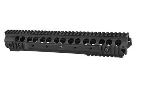"Knight's Armament Co URX 3.1 13.5"" Free Float Rail System for M4 / M16 Series Airsoft AEG Rifles"