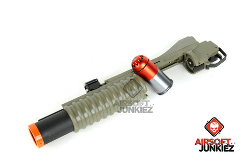S&T M203 40mm Grenade Launcher (TAN)