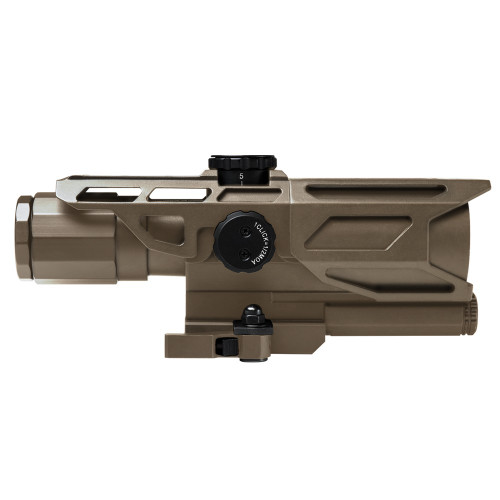 GEN3 Mark III Tactical 3-9X40 Scope/P4 Sniper - Tan