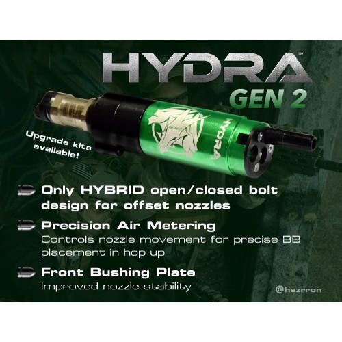 Wolverine Hydra II RS SVD