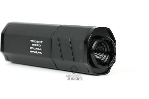 Helix Trident Micro Suppressor (Black)