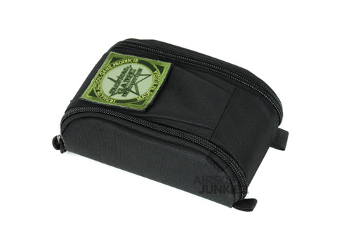 TAGINN Shell Pouch (Black)