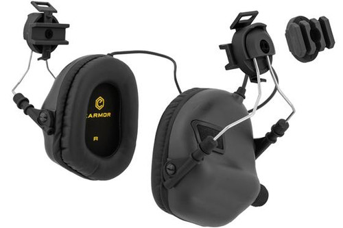 Earmor M32H Headset for Helmets (Black)