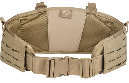 Valken Laser Cut Battle Belt (Large/Tan)