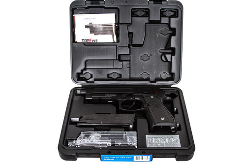 G&G GPM92 Full Metal Gas Blowback Airsoft Pistol