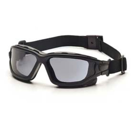 Pyramex I-Force Glasses Airsoft Goggles - Smoke