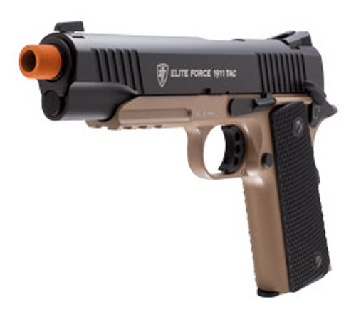 Elite force 1911 Tac (CO2)  375-390 FPS-- Tan