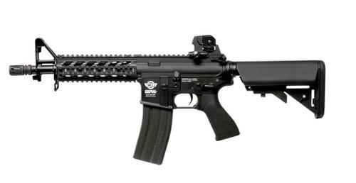 G&G Combat Machine CM16 Raider AEG Rifle  (Black) --  High Velocity 375 FPS