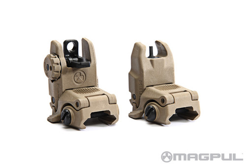 MBUS® - Magpul® Back-Up Sight – Rear GEN 2 Dark Earth
