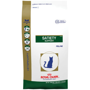 Royal Canin Feline Satiety Support (18.7 lb. Dry)