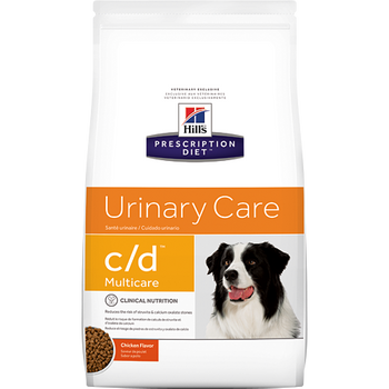 Hill's Canine c/d Urinary Care Chicken Flavor (27.5 lb. Dry)