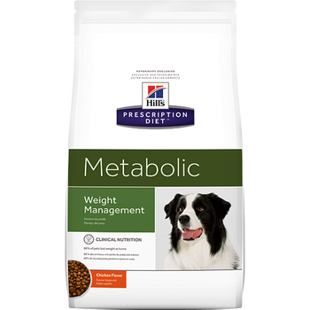 Hill's Canine Metabolic Chicken Flavor (17.6 lb.)