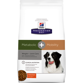 Hill's Canine Metabolic + Mobility Chicken Flavor (24 lb.)