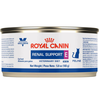 Royal Canin Feline Renal Support E Wet Front