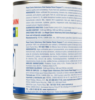 Royal Canin Canine Renal Support T Wet