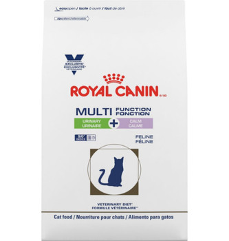 Royal Canin Feline Multifunction Plus Calm Dry Front