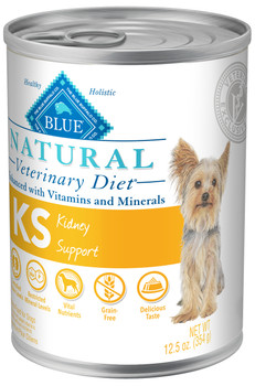BLUE Natural KS Kidney Support Canine (12/12.5oz Cans)