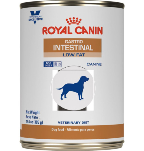 Royal Canin Canine Gastrointestinal Low Fat LF Wet