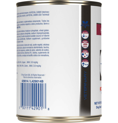 Royal Canin Canine Hepatic wet