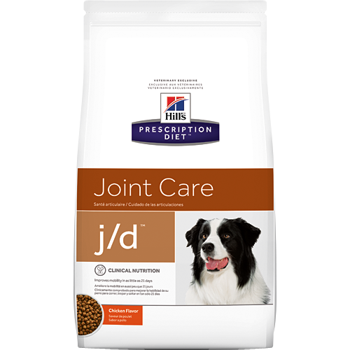 Hill's Canine j/d (8.5 lb. Dry)
