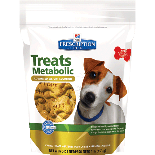 Hill's Canine Metabolic Treats (6 x 12 oz. Bags)
